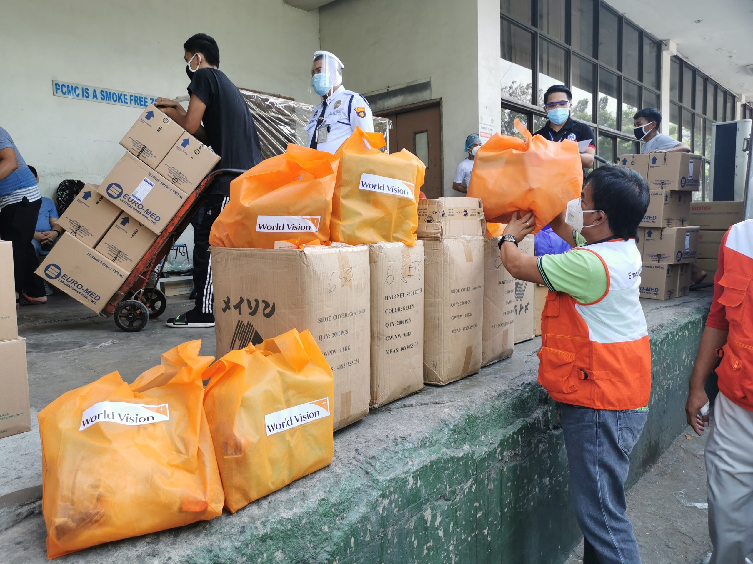World Vision Acknowledges Corporate Partners and Individual Sponsors for over PHP60M Funding for COVID-19 Emergency Response