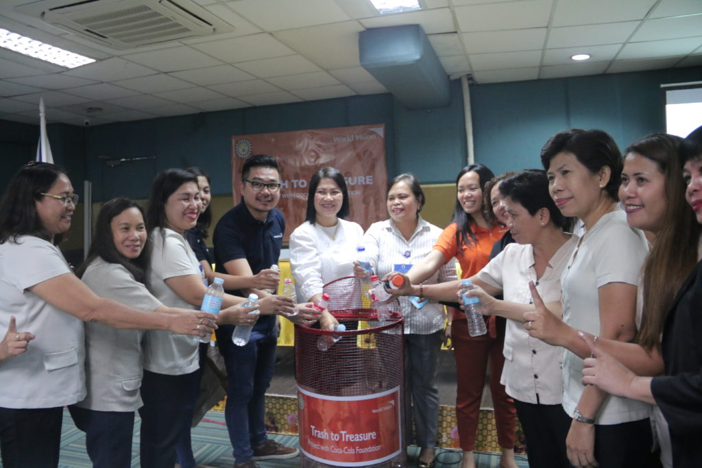 School-based waste management project launched in Mandaue City