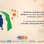 Child rights organizations call for the protection of children at risk and children in conflict with the law during the COVID-19 pandemic