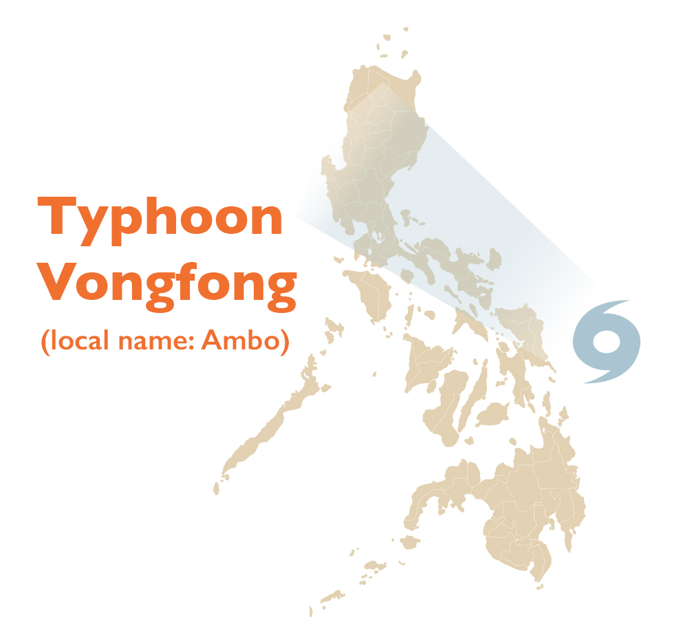 Evacuees at risk of COVID-19 virus as typhoon made landfall