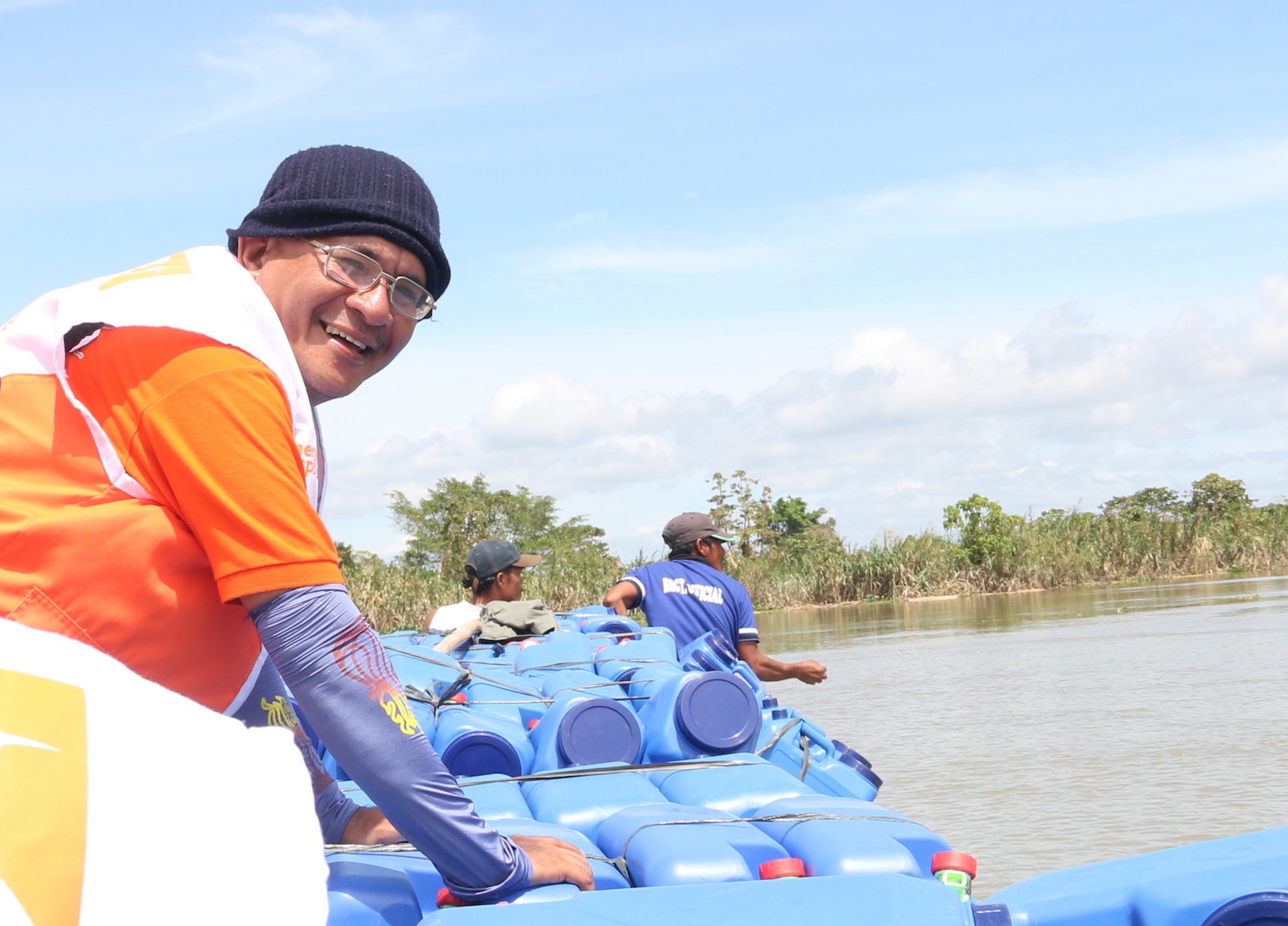Braving the Agusan Marshland to ensure community access to clean water