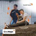 Brothers donate to World Vision amid the COVID-19 pandemic