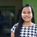 Former sponsored child fulfills promise to her sponsor