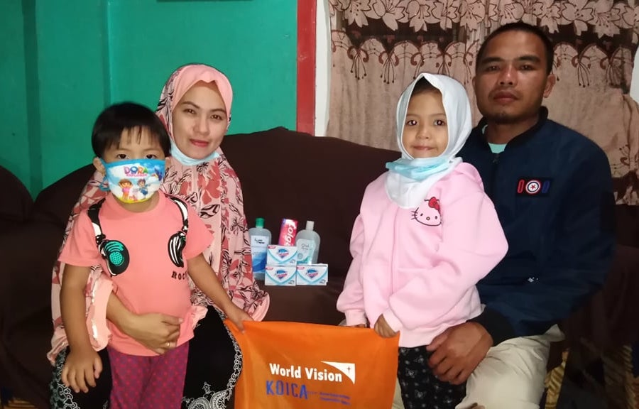 COVID-19 pandemic reminds family of struggles during Marawi armed conflict