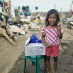Typhoon Goni: Ashley Story