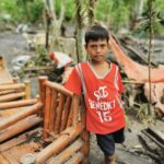 "Mico's Story: ""At night, I still dream about what happened to us during the typhoon and I would wake up feeling afraid"""