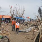 ECHO, OXFAM, World Vision, and ADRA partner to support Goni-displaced families in Bicol