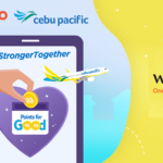Cebu Pacific partners with World Vision and other INGOs for Points for Good Campaign