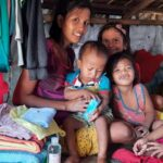 Arlene shares the ordeal of pregnant women following Typhoon Rolly