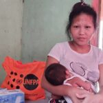Supporting pregnant and lactating women in typhoon-hit Catanduanes