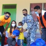 World Vision former sponsored child leads outreach activity in Aeta community in Zambales