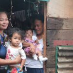 Cash-for-health helps a young mother in the aftermath of Rolly