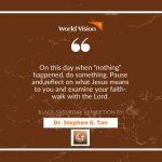 Examine Our Faith