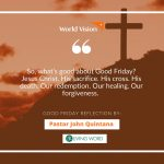 The Good in Good Friday