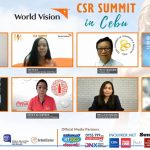 World Vision assembles top business leaders for CSR Summit in Cebu