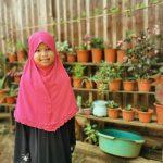 Child sponsorship helps usher Salma back to school