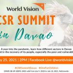 World Vision's 3rd virtual CSR Summit puts the spotlight on meaningful initiatives in Davao