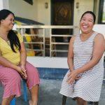 Cash for shelter: Glenda and Genevie story