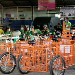 Supporting sanitation workers for a waste-free environment