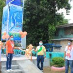 Generous donor donates water tower to a rural Leyte village