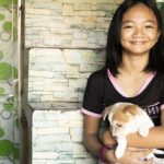 Day-in-a-life story of a World Vision sponsored child Laica