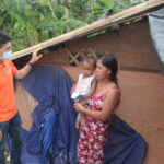 World Vision assisted over 80,000 people since twin typhoons Rolly and Ulysses hit Luzon last year