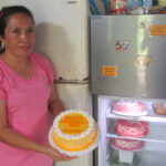 Mother achieves sweet victory through cake business